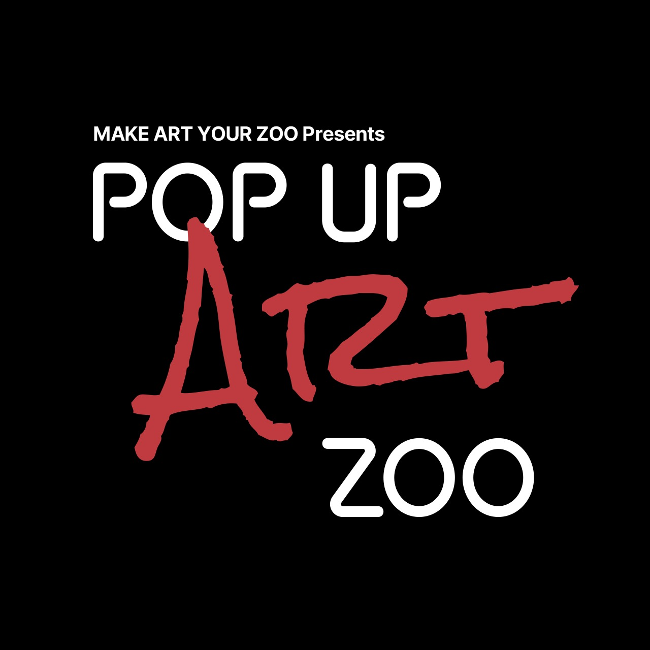 POP UP ART ZOO
